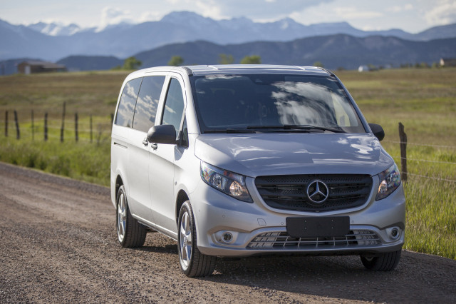 2018 mercedes benz metris review ratings specs prices and photos the car connection. Black Bedroom Furniture Sets. Home Design Ideas