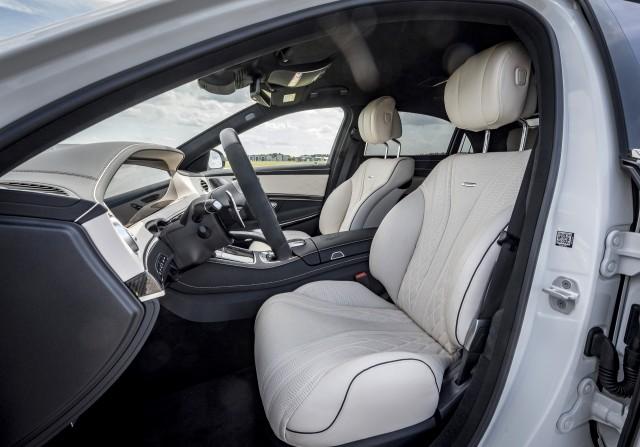 2018 Mercedes-AMG S63 4Matic+