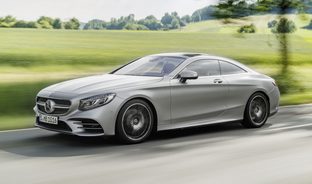 2018 mercedes benz s class coupe and cabriolet revealed for 2018 mercedes benz lineup