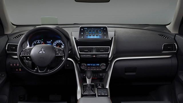 2018 Mitsubishi Eclipse Cross debuts at Geneva auto show