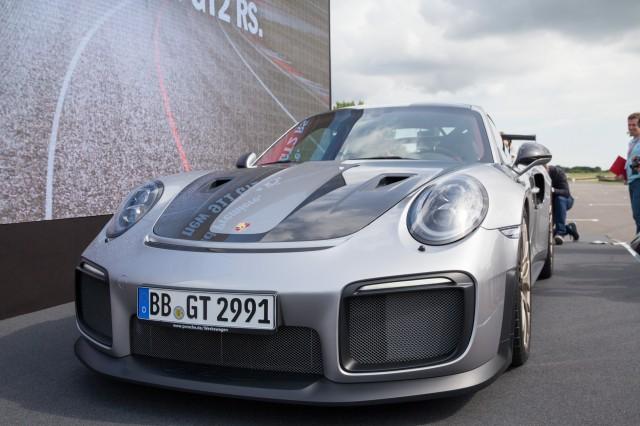 2018 Porsche 911 GT2 RS, 2017 Goodwood Festival of Speed