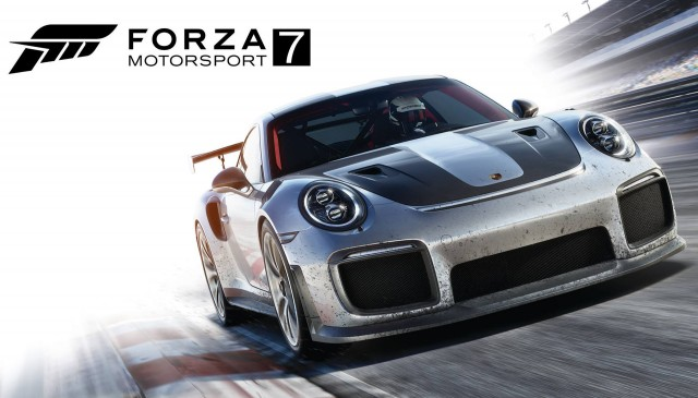 2018 porsche 911 gt2 rs revealed at forza 7 launch. Black Bedroom Furniture Sets. Home Design Ideas