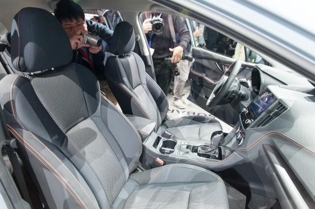 2017 Subaru Crosstrek Mpg >> 2018 Subaru Crosstrek preview