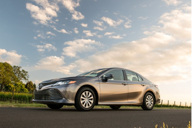 Unique 2018 Toyota Camry And Camry Hybrid First Drive Page 3