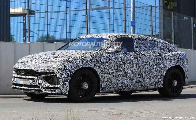 Lamborghini Urus power revealed