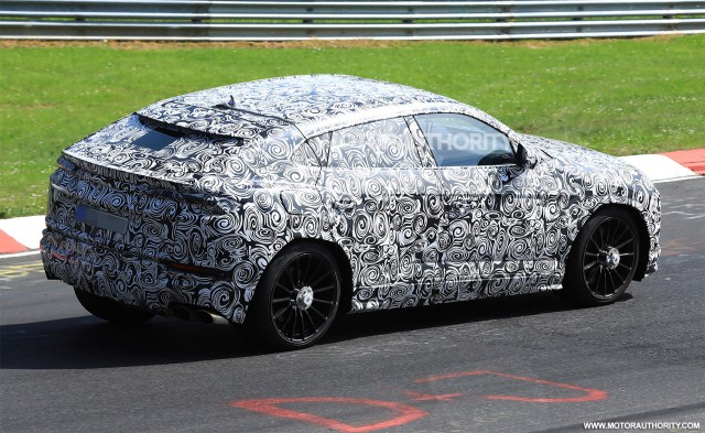 Lamborghini Urus SUV set for December debut