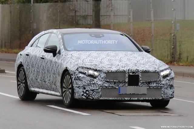 2019 Mercedes Benz Cls Spy Shots Best Tech Magazine Tech News