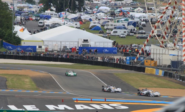 24 Hours of Le Mans, 2013