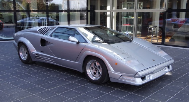 25th Anniversary Lamborghini Countach