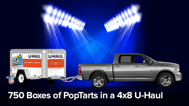 3,213 Things You Can Carry, Haul Or Tow With The 2013 Ram 1500