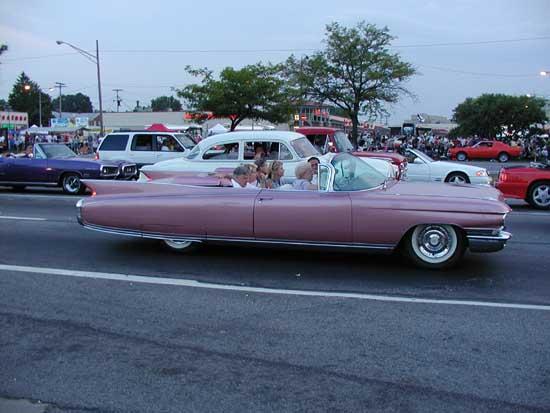 '60 Eldorado