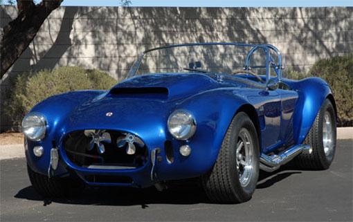800HP Shelby Cobra sells for $5.5 million