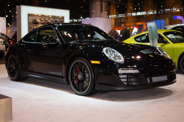 Porsche Portrait 911 Carrera Gts At Chicago Auto Show