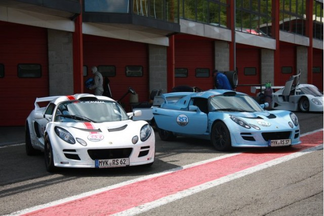 A day at Spa Francorchamps with RSR Nurburg instructor Don Simons.