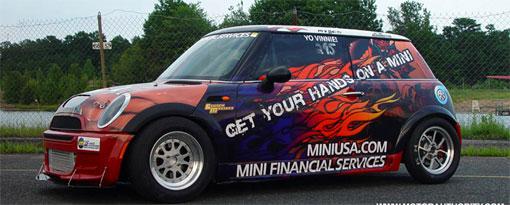 ABF builds world's fastest Mini Cooper S