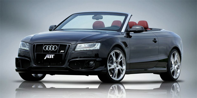 The new AS5 kit offers power upgrades for the full A5 engine lineup