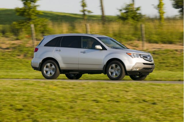 2009 acura mdx review ratings specs prices and photos. Black Bedroom Furniture Sets. Home Design Ideas
