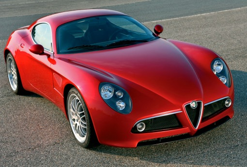 Alfa Romeo 8C Competizione goes on sale