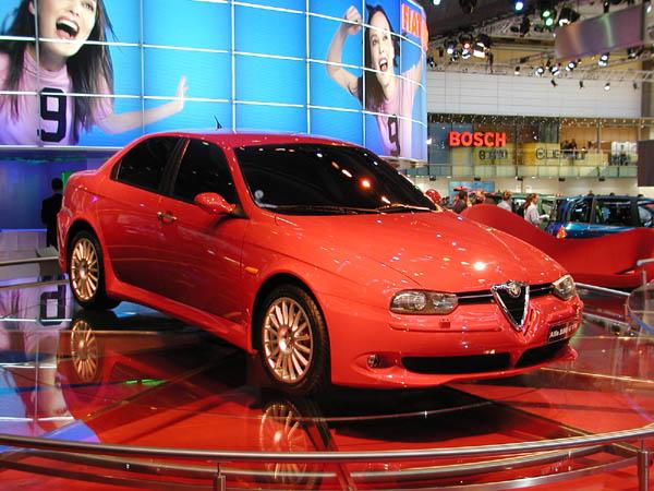 Alfa Romeo 156GTA