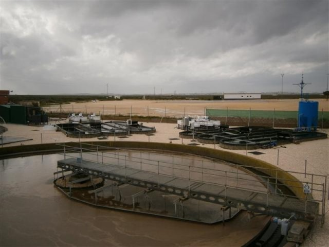 All-gas biofuel plant in Chiclana, Spain (Image: All-gas)