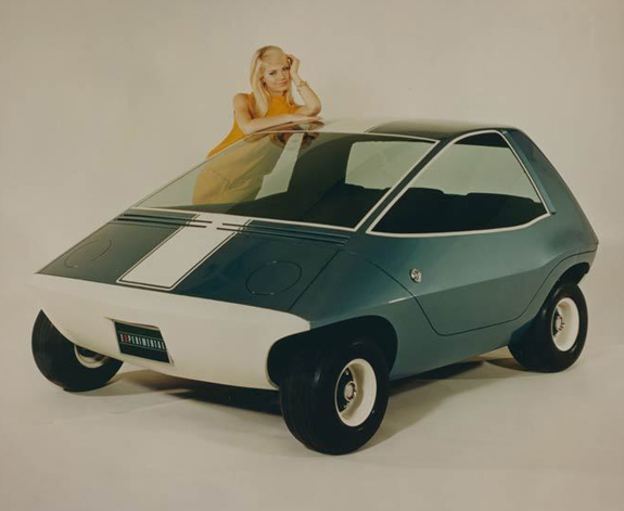 AMC Amitron concept car, 1967