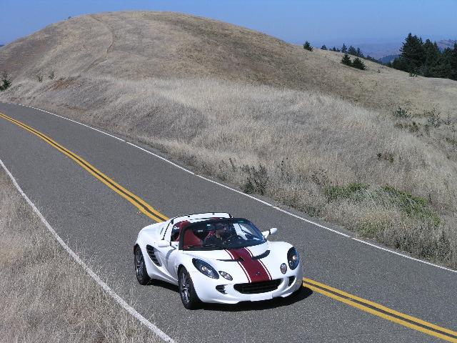 America's best sports car driving roads