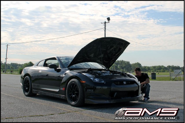 AMS Performance Alpha 12 Nissan GT-R