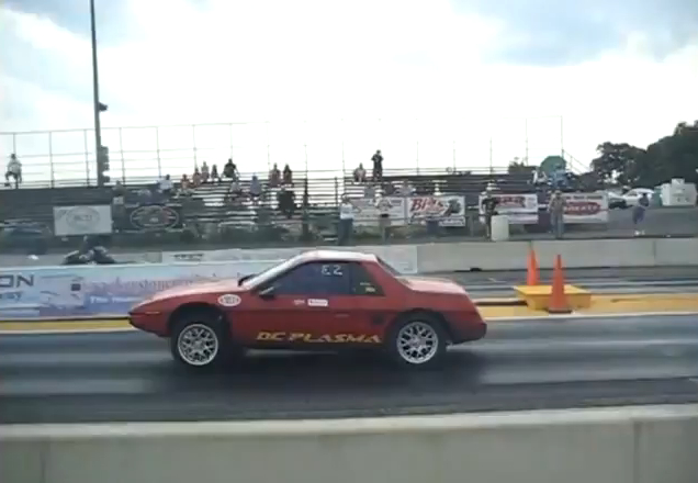 An 800 horsepower, 2,400 amp... Fiero?
