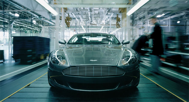 About 600 workers, or about a third of Aston Martin's staff, will work a new Monday to Wednesday shift pattern