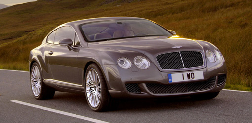 Another record year of sales for Bentley