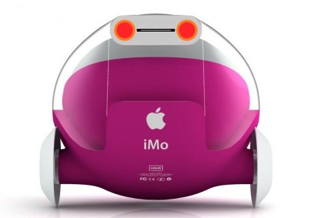 Anthony Jannarelly's i-Mo concept