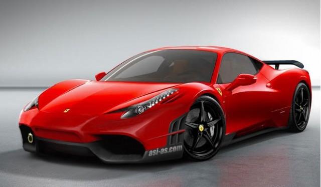 ASI Ferrari 458 Italia