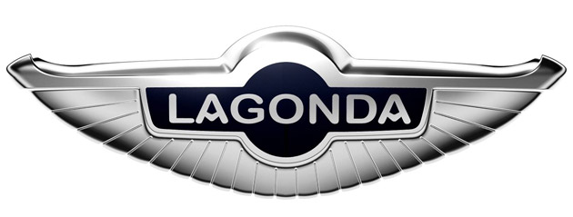 Aston Martin Lagonda badge