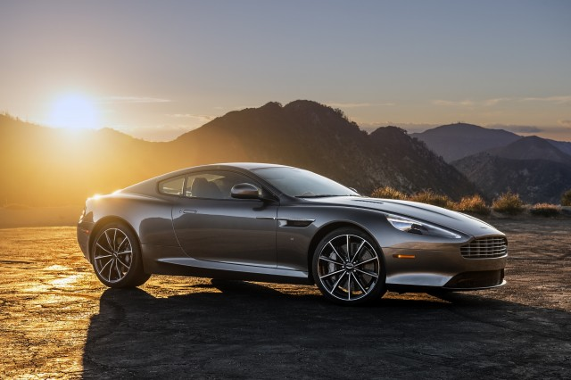 HIRES GALLERY: 2016 Aston Martin DB9 GT