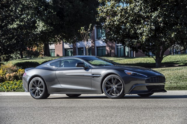 2016 aston martin vanquish review ratings specs prices and photos the car connection. Black Bedroom Furniture Sets. Home Design Ideas