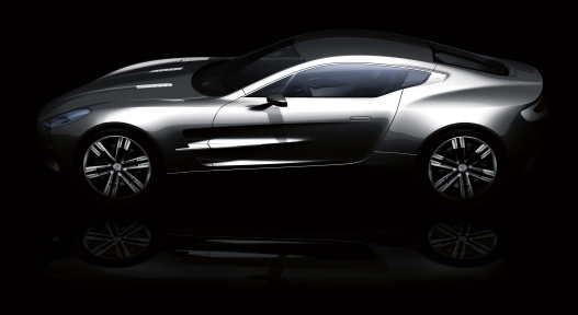 Aston Martin Project One-77