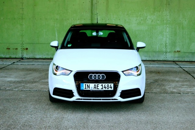 Audi A1 e-tron first drive, Berlin