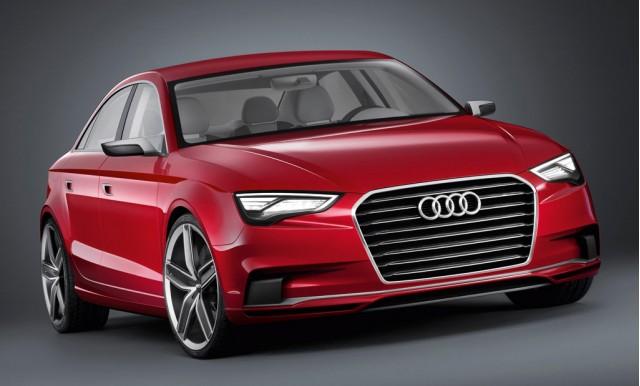 2011 Audi A3 Sedan Concept
