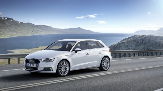 2017 audi a3 e tron plug in hybrid to get updates to. Black Bedroom Furniture Sets. Home Design Ideas