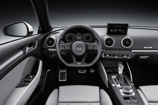 2017 audi a3 e tron plug in hybrid to get updates to styling tech. Black Bedroom Furniture Sets. Home Design Ideas