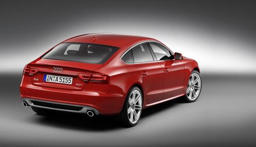 Audi A5 Sportback Concept