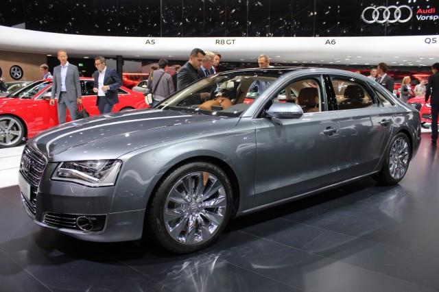 2012 Audi A8 L W12 Executive