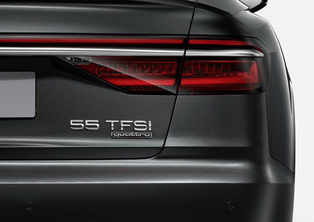 Audi changes naming system focus