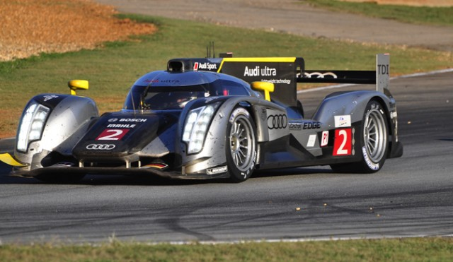 audi to compete at le mans with hybrid drive. Black Bedroom Furniture Sets. Home Design Ideas