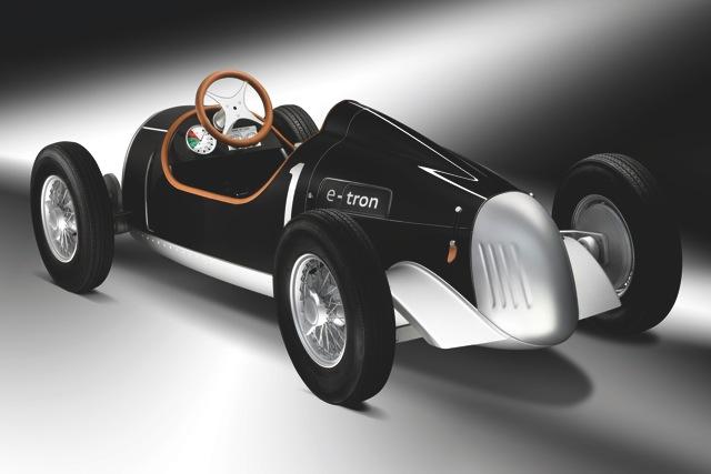 Audi Auto Union Type C e-tron