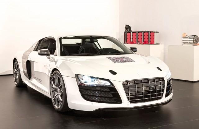 Audi F12 e Sport prototype