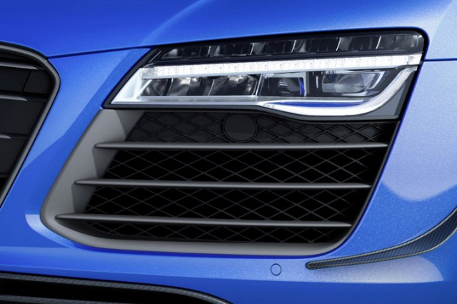 Audi R8 LMX headlight