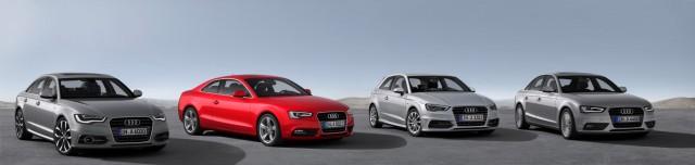 Audi TDI Ultra range
