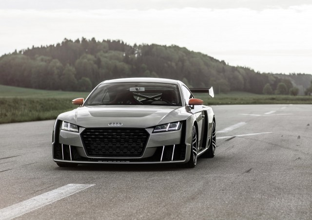 audi tt clubsport turbo concept 2015 wrthersee tour