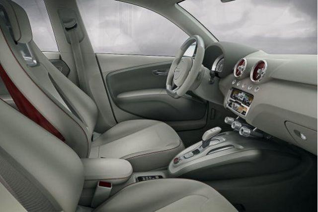 2008 Audi A1 Sportback Concept (2008 Paris Auto Show)